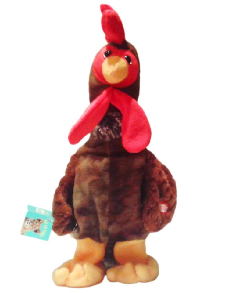 Мягкая игрушка Петушок Федор