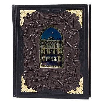 Подарочная книга Санкт-Петербург на английском языке