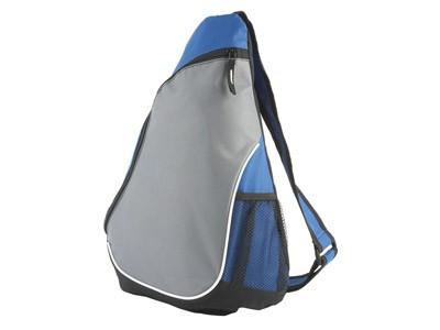 Рюкзак на одно плечо с 1 отделением и 2 сетчатыми карманами