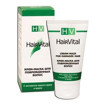 Крем-маска для поврежденных волос