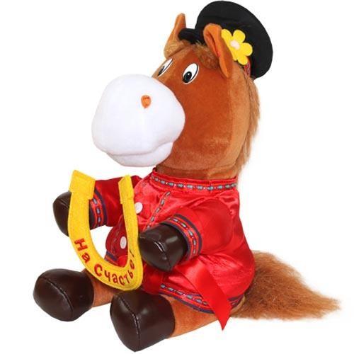 Анимированная игрушка Конь Пржевальского