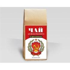Именной чай «Герб РСФСР»