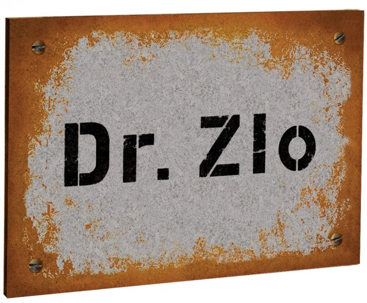 Табличка на дверь Доктор Зло