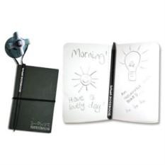 Водостойкий блокнот и карандаш Waterproof Notebook