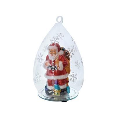 Новогоднее украшение с Дедом Морозом