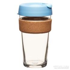Большая голубая кружка KeepCup Rock Salt