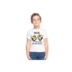 Детская футболка Minions in Black