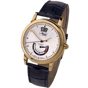 Золотые часы с автоподзаводом «Буран»