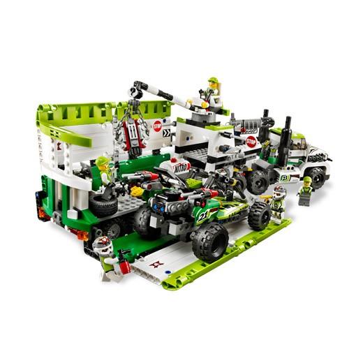Lego Racers «Опустошительная пустыня»