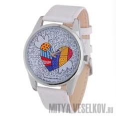 Часы Mitya Veselkov Крылатое сердце