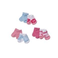 Носки для куклы Baby born
