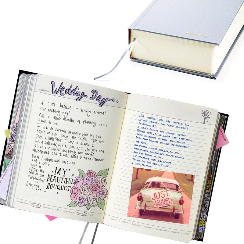 Серый дневник для двоих Our life story