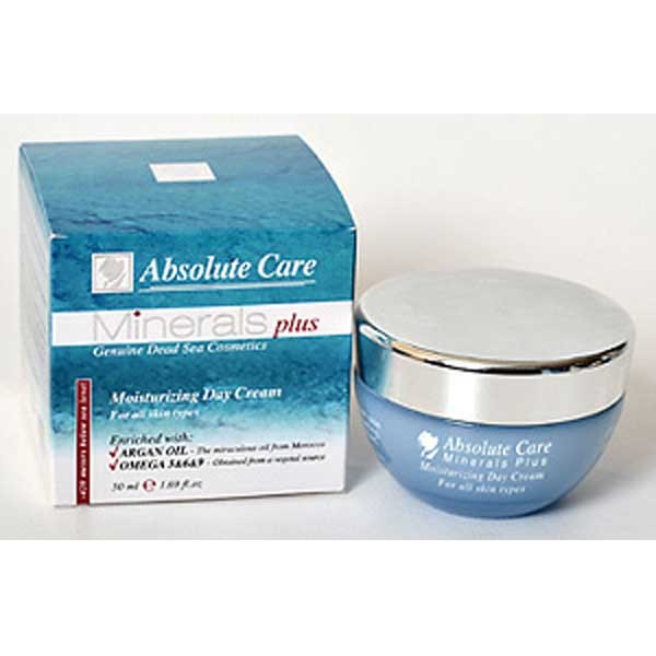 Увлажняющий дневной крем для лица AbsoluteCare Minerals Plus