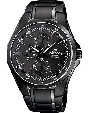 Часы CASIO EF-339BK-1A1