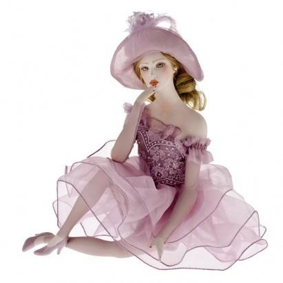 Кукла фарфоровая Chiara