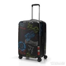 Чемодан 4-х колесный Suitcase M (55л)