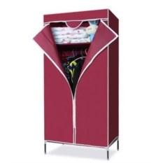 Складной шкаф из пыленепроницаемой ткани