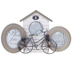 Рамка для 3-х фото Любимый дом