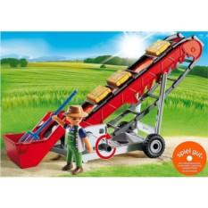 Конструктор Playmobil Country Мобильный Ленточный конвейер