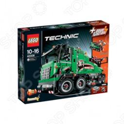 Конструктор - Lego - 42008 Машина Техобслуживания