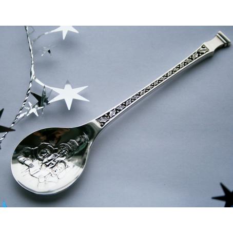 Рождественская ложка «Гимны»