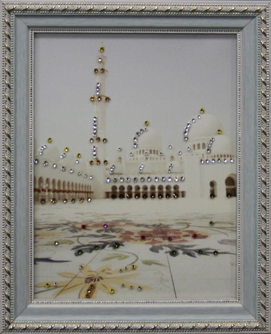 Картина с кристаллами Swarovski Восточная площадь