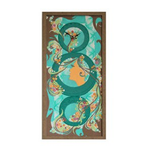 Часы из песка Первоцвет (primavera infinita)