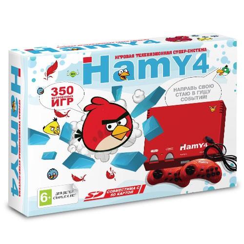 Игровая приставка Hamy 4 Angry Birds (350 игр)