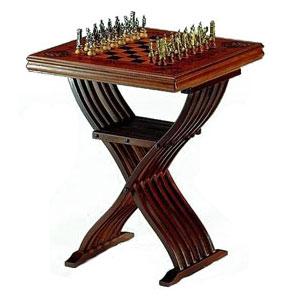 Стол для шахмат, карт и нард