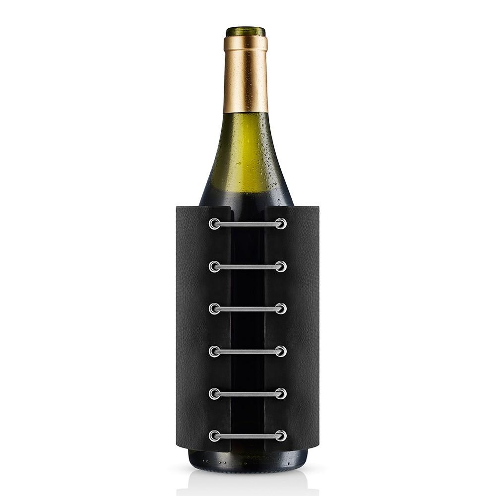 Черный охлаждающий чехол для вина StayCool