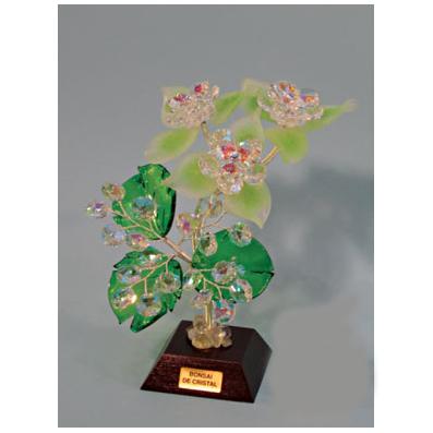 Бонсай с хризантемами