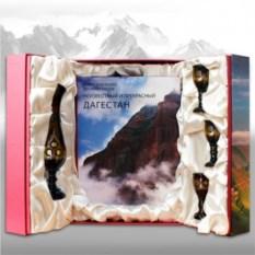 Подарочный набор Неизвестный и прекрасный Дагестан