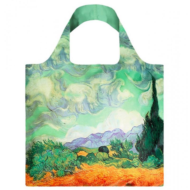 Дизайнерская сумка LOQI MUSEUM Collection