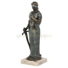 Скульптура Справедливость