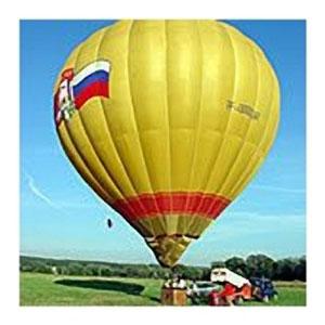 Воздушный шар на привязи