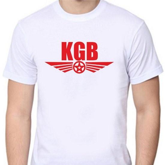 Футболка KGB