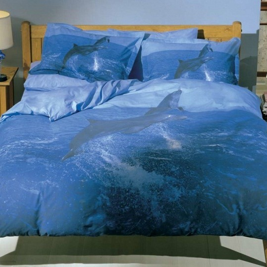 Детское постельное белье Deep Blue