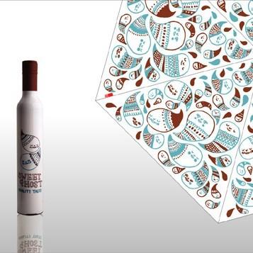 Зонт-бутылка Artist series