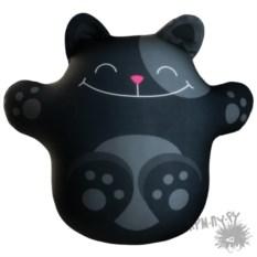 Подушка-мнушка Черный кот