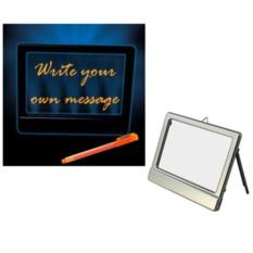Волшебный экран для светящихся записей и рисования
