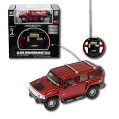 Микромашинка на радиоуправлении Hummer