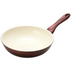 Сковорода с керамическим покрытием «Кросс» (26 см)