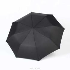 Черный мужской зонт-автомат Zest