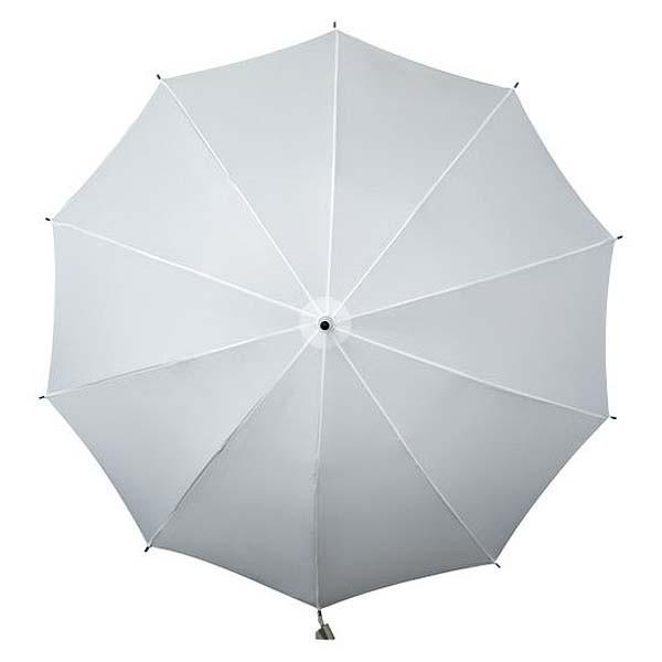 Зонт Белоснежный, с ремешком