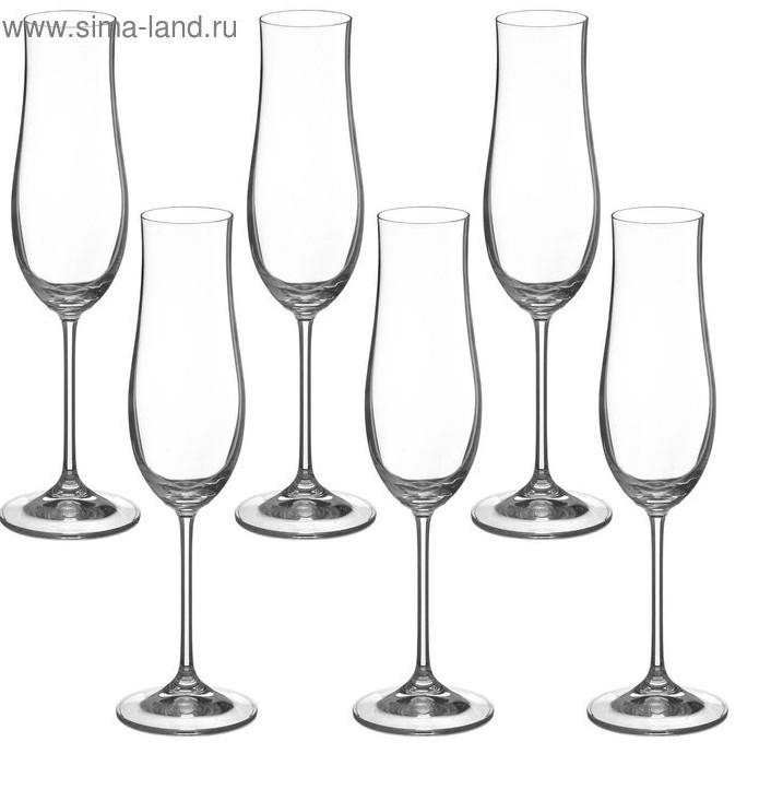 Набор бокалов для шампанского «Аттимо»