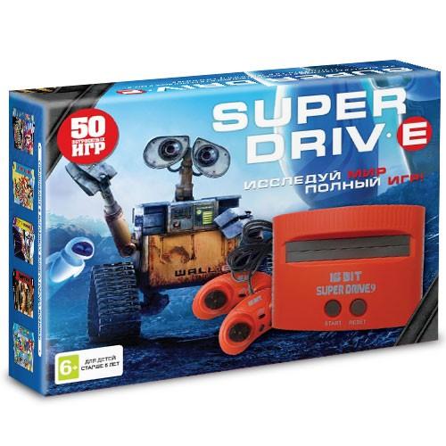 Игровая приставка Sega Super Drive Wall-E + 50 игр