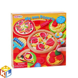 Набор с пластилином Playgo Моя пиццерия