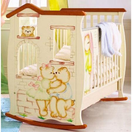 Детская кроватка Fantamore