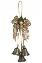 Новогоднее украшение Перелив колокольчиков