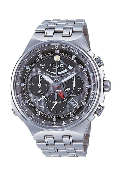 Мужские наручные часы Citizen Eco-Drive E2100 Power Reserve AV0020-55H